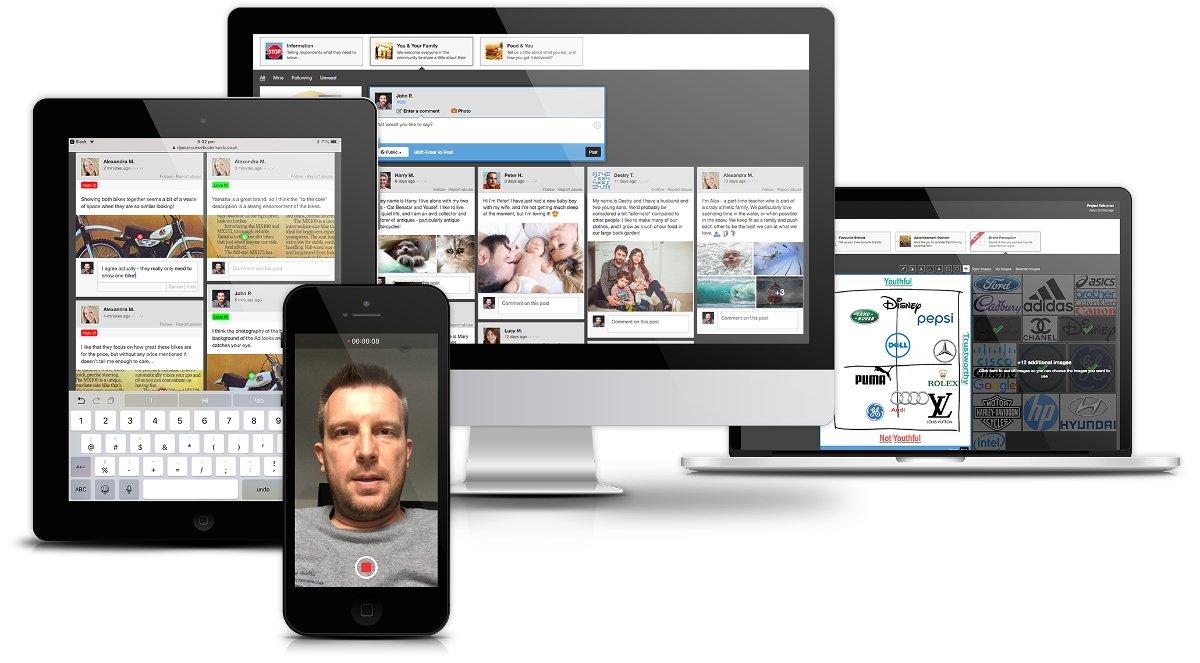 Online Qualitative Research Brand Speak Market Research